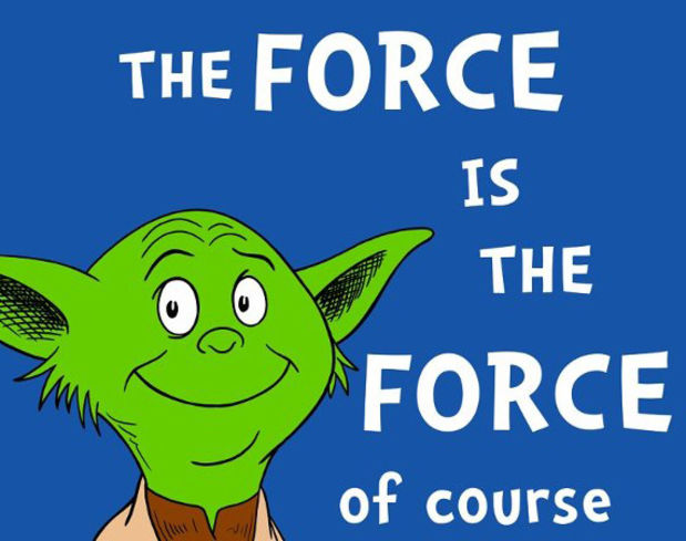 How to be a Jedi like Yoda