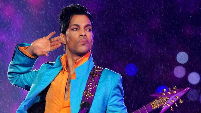 Prince: A Purple Eulogy